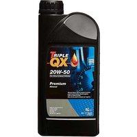 Premium Engine Oil - 20W-50 - 1ltr