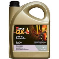 Synplus Fully Synthetic Engine Oil - 0W-40 - 5ltr