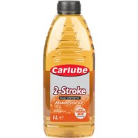 2 Stroke Motorcycle Oil - Fully Synthetic 1L