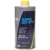 Super DOT 4 PLUS  Brake Fluid - 1 ltr