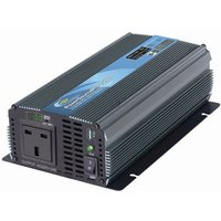 Power SourcePro Inverter 1100 Watts - 12v - 240v