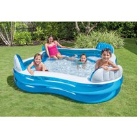 Swim Centre Family Lounge Paddling Pool - 2.29 X 2.29 mtr