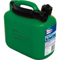 Petrol Can - Unleaded Green