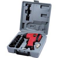 Air Impact Wrench Set 17pc