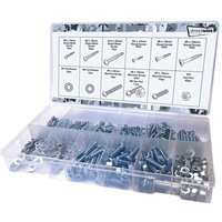 347Pce Metric Nut and Bolt Assortment