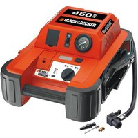 Instant Start Booster Pack - 450amp with light & Compressor