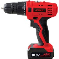 Cordless 10.8V Drill & Driver + Battery & Charger