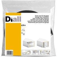 Joint mousse adhésif DIALL 3 à 17 mm L.6,5 m