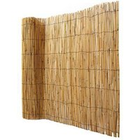 Canisse bambou fendu BLOOMA 3 x h.1,5 m