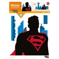 Adhésif Superman City XXL Warner 49 x 69 cm