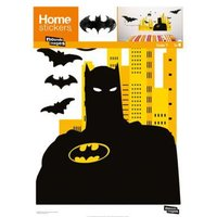 Adhésif Batman City XXL Warner 49 x 69 cm
