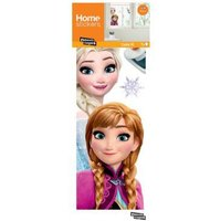 Adhésif Anna/ Elsa Reine des Neiges Disney 24 x 69 cm