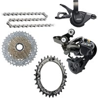 Shimano Zee 1x10sp Gear Kit Bundle