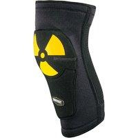 Image of Nukeproof Critical Enduro Knee Sleeve - Black-Yellow - M, Black-Yellow