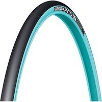 'Michelin Pro4 Service Course V2 Road Tyre - Digital Blue - Folding Bead, Digital Blue