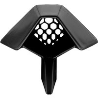 100% Aircraft Replacement Mouthpiece - Black, Black