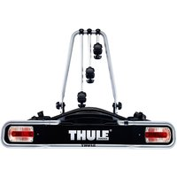 Thule EuroRide 3 Towbar Bike Rack 7pin - Black - 3 Bike, Black