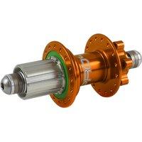 Image of Hope Pro 4 MTB Rear Hub - 10mm Bolt Up Axle - Orange - 32h, Orange