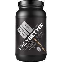 Bio-Synergy Whey Better Protein Isolate (750g), n/a