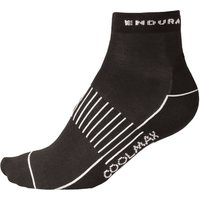 Endura Coolmax Race II Socks   3 Pack 2017