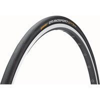 Continental Grand Sport Extra Rennradreifen - Schwarz - Folding Bead
