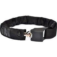 Hiplok ORIGINAL Bicycle Chain Lock - Black - Sold Secure Silver Rated, Black