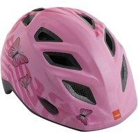 Image of MET Elfo Kids Helmet 2018 - Pink Butterflies - One Size, Pink Butterflies
