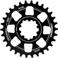 Chromag Sequence BB30 Direct Mount Chainring - Black, Black