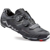Northwave Extreme XC MTB SPD Shoes - Black - Black - EU 38, Black - Black