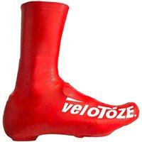 VeloToze Aero Wasserdichte Überschuhe - Rot