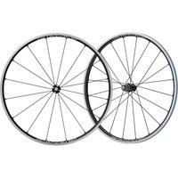 Shimano Dura-Ace R9100 C24 Clincher Wheelset - Black - 700c, Black