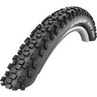 Schwalbe Black Jack K-Guard Mountain Bike Tyre - Wire Bead, Black
