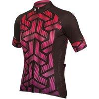 Endura Womens Graphic FZ Short Sleeve Jersey SS17