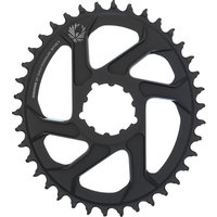SRAM X-Sync Eagle Oval Direct Mount Chainring - Black - 3mm Offset Boost, Black