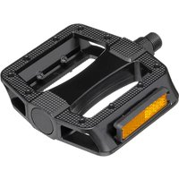 "Image of Seal BMX Progression Alloy Pedals - Black - 1/2"", Black"