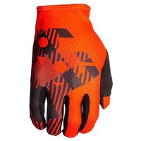 Image of SixSixOne Comp Glove - Rosso Flannel - XL, Rosso Flannel