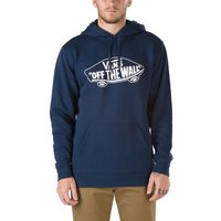Vans OTW Pullover - Dress Blues - White - M