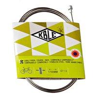 Transfil Campagnolo Rennrad Bremsinnenzug - Silber