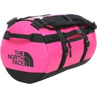 The North Face Base Camp Reisetasche (Größe XS) - Mr-Pink-TNF Black - One Size