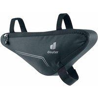 Deuter Front Triangle Bag - Black, Black