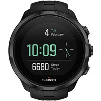 Suunto Watch Spartan Sport Wrist HR All Black (SS022662000)