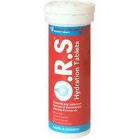 O.R.S Hydration Trinktabletten (12 Stück) - n/a