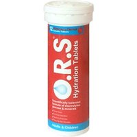 O.R.S Hydration Trinktabletten (12 Stück)