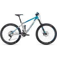 Cube Stereo 160 SL 27.5 Suspension Bike 2018