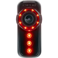 Cycliq Fly6 Gen 2 Rear Light with HD Camera - Black, Black