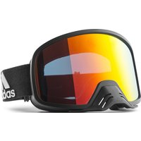 Adidas Backland Dirt Red Mirror Goggles 2018