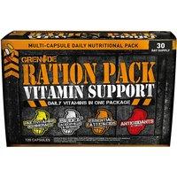 Vitamine Grenade Ration Pack (120 capsule) - 120 Capsules, n/a