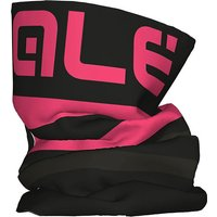 Alé Piuma Neck Warmer  - BLACK-PINK - One Size, BLACK-PINK