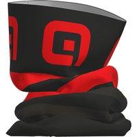 Alé Piuma Neck Warmer  - BLACK-RED - One Size, BLACK-RED