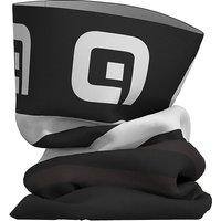Alé Piuma Neck Warmer  - Black-Grey - One Size, Black-Grey